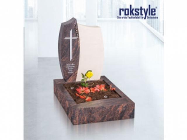 Rokstyle Urnengrab 4