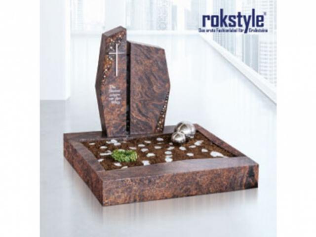 Rokstyle Urnengrab 5